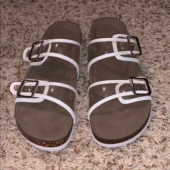Double Buckle Sandal | Poshmark